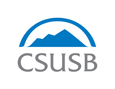 California State University, San Bernardino - ITS - Academic Technologies & Innovation Logo