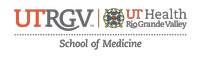 UTRGV School of Medicine / UTHealth Rio Grande Valley Logo
