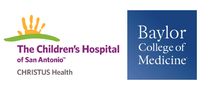 Baylor College of Medicine / Children's Hospital of San Antonio Logo