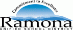 Ramona Unified School District Logo